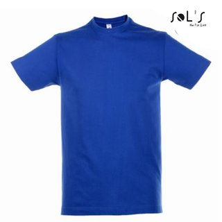 Imperial T-Shirt bedrucken Royal Blue XXL Sol´S