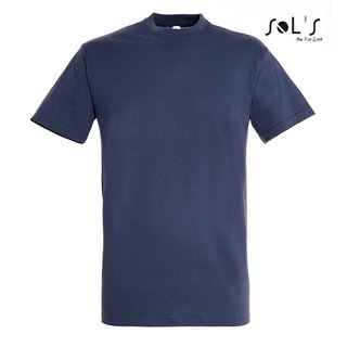 Imperial T-Shirt bedrucken Denim S Sol´S