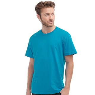 Classic T-Shirt bedrucken Bright lime Medium Stedman