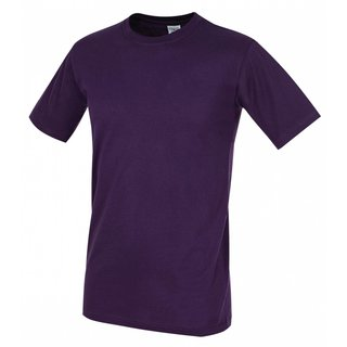 Classic T-Shirt bedrucken Deep berry Medium Stedman